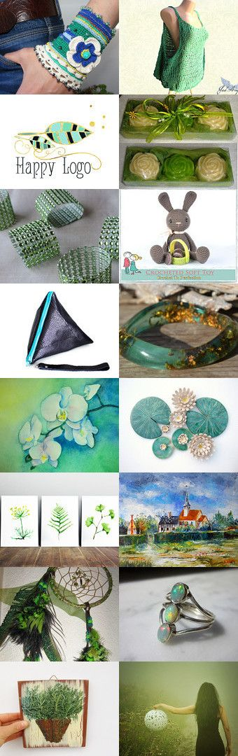 Fresh gifts for everyone by Olga on Etsy--Pinned+with+TreasuryPin.com