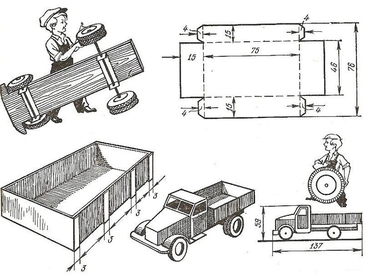 Wooden and Plywood Toy Plans, Free Fret Saw Patterns, and