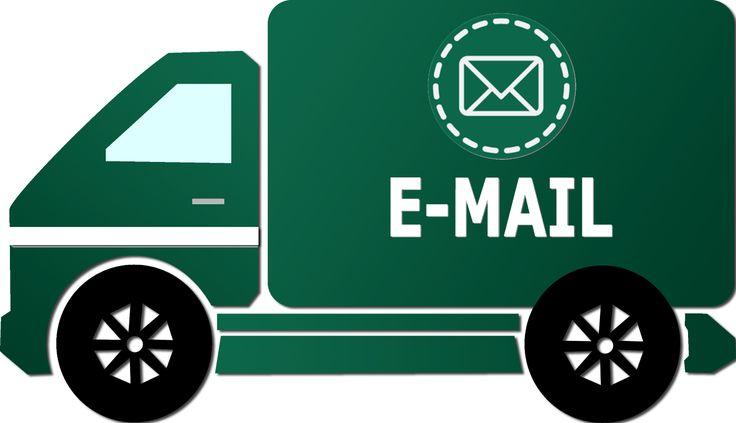 Caminhão E-mail - Email truck