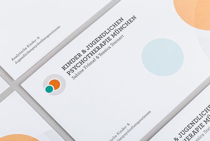 Kinderpsychotherpaie Frömel & Steinert | #corporate #logo #design