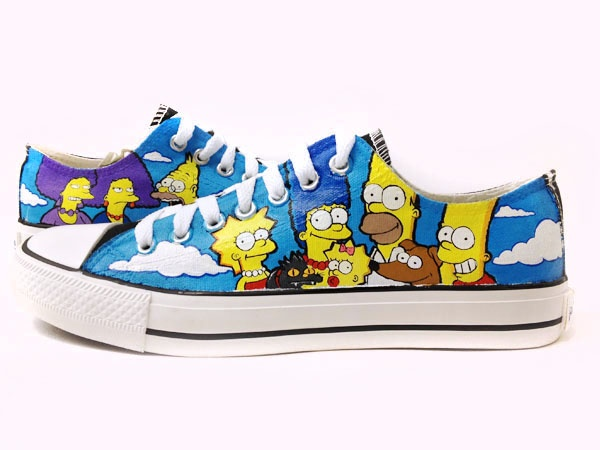 3dae0283ea88 The Simpsons by www.pimpamcreations.com (all handmade)