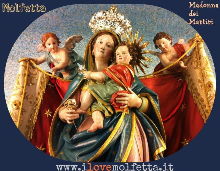 Madonna dei Martiri -  Molfetta www.ilovemolfetta.it