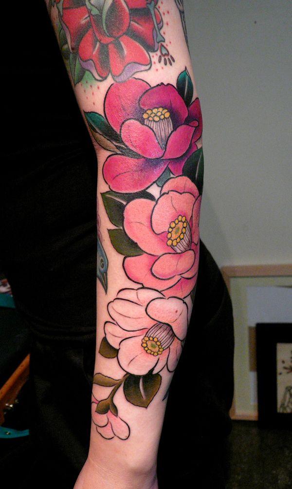 50+ Cool Sleeve Tattoo Designs   Cuded