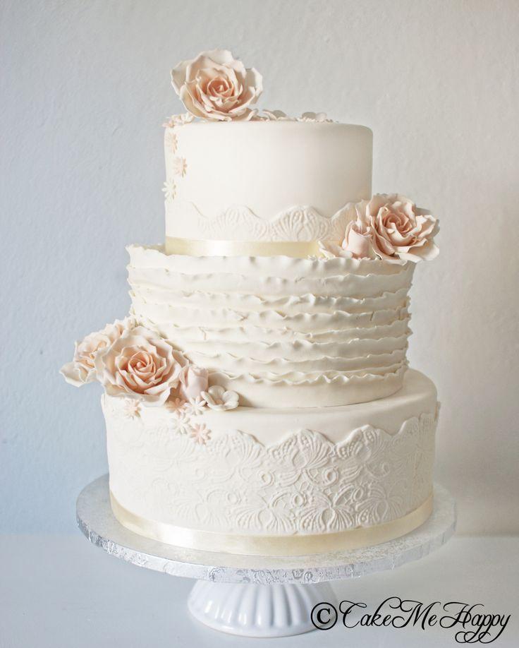 Bröllopstårtor | Cake Me Happy - unika & lyxiga tårtor och dessertbord!
