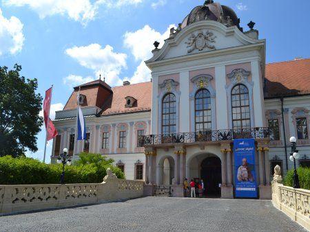 Excursie in afara Budapestei - Palatul Godollo