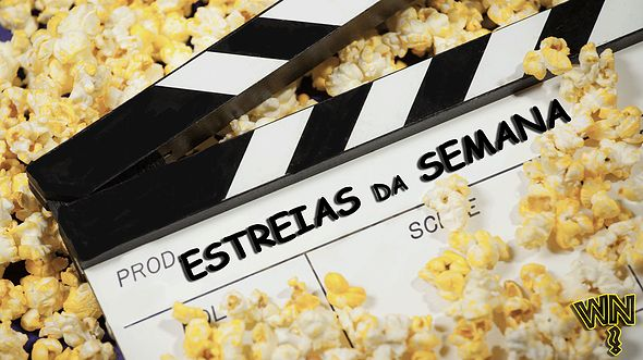 What's new dude | CINEMA | ESTREIAS DA SEMANA!!