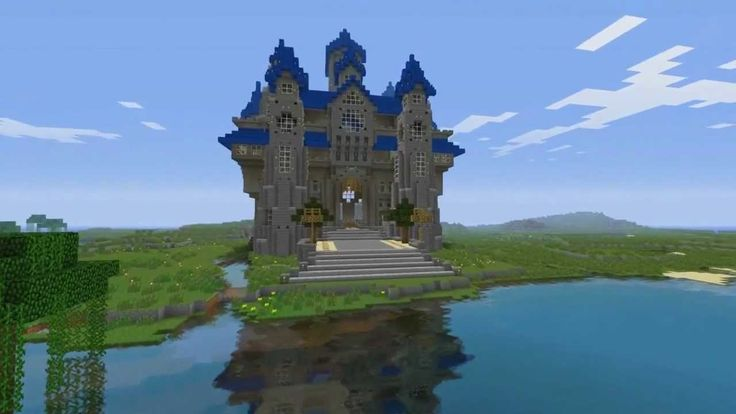 Minecraft Pe Building Ideas Blueprints