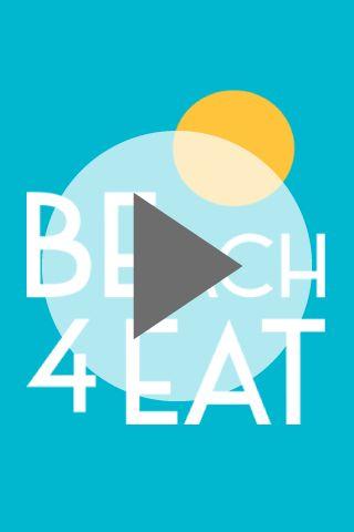 Il #video della terza tappa di #beach4eat by Truvìa dal bagno Basilico di Rimini. Un terzo appuntamento ricco di consigli di benessere per stare in forma con gusto e divertimento. #eridania