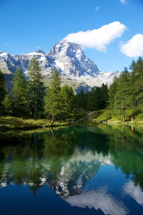Breuil - Cervinia, Valle d'Aosta, Italy
