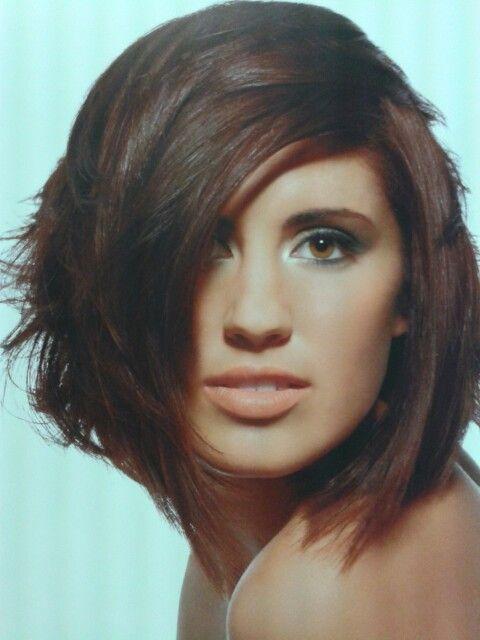 M s de 25 ideas incre bles sobre peinado melena escalonada - Peinados en melenas ...
