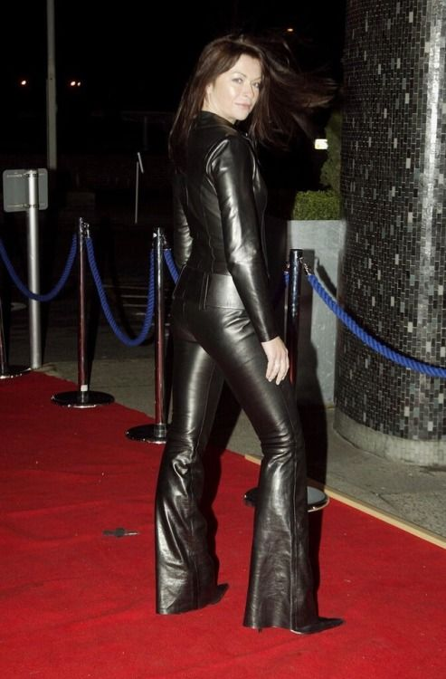 CG Leather Catsuit Overalls : Photo