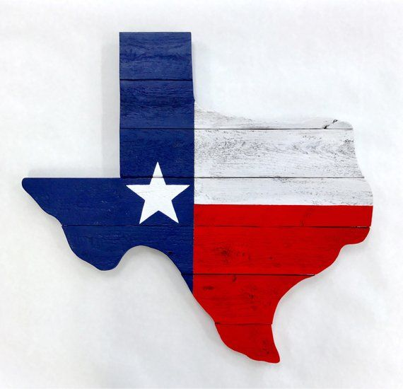Dimensions 24w X 25h X 1d Rustic Texas Sign Made From Reclaimed Wood Comes Ready To Hang Due To The Handmade Recycled Qu Wooden Signs Texas Signs Texas Flags