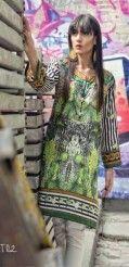 Maria B Stylish Women Wear Dresses For Eid ul Azha 2015