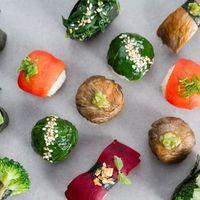 Youmiko Vegan Sushi, (Śródmieście Południowe)