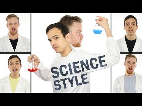Your weekly dose of fun and interesting science. Created by: Mitchell Moffit (@mitchellmoffit) Gregory Brown (@whalewatchmeplz) CONTACT asapscience[at]gmail[...