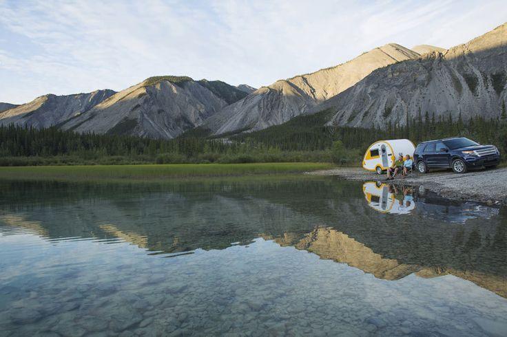 Die 7 spektakulärsten Roadtrips durch Kanada