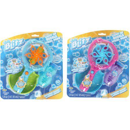 Bubble Blitz Light Up Bubble Whirlwind, Multicolor