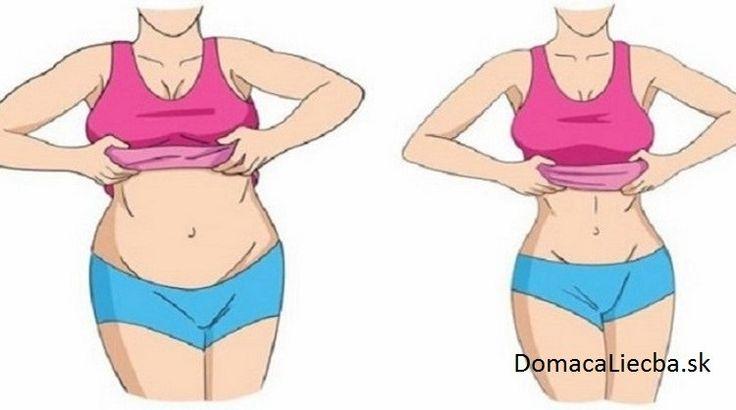 Chceli by ste rýchlo a bez prílišnej námahy schudnúť na bruchu a v páse? Potom musíte bezpodmienečne vyskúšať tento osvedčený recept.