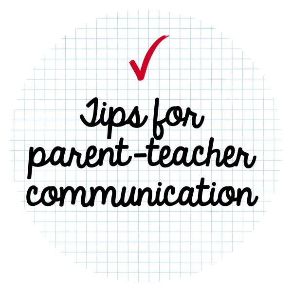 Lots of ideas here for connecting with students' parents!