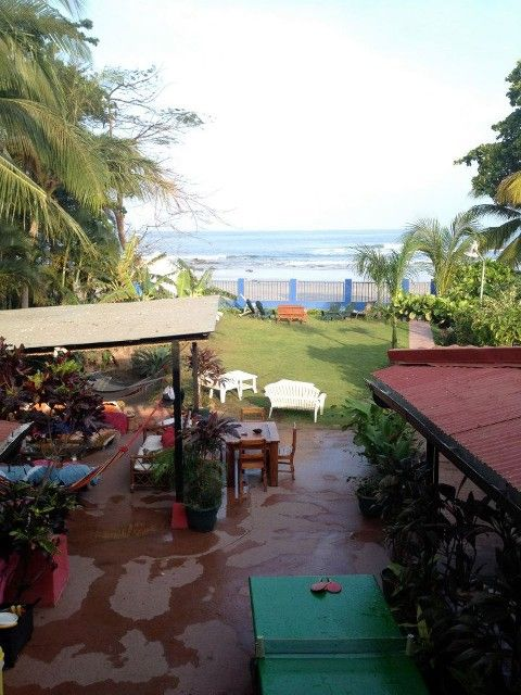 Beach Villa In Costa Rica