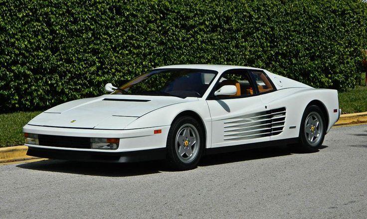 You can own the real Jordan Belfort's 1991 Ferrari.