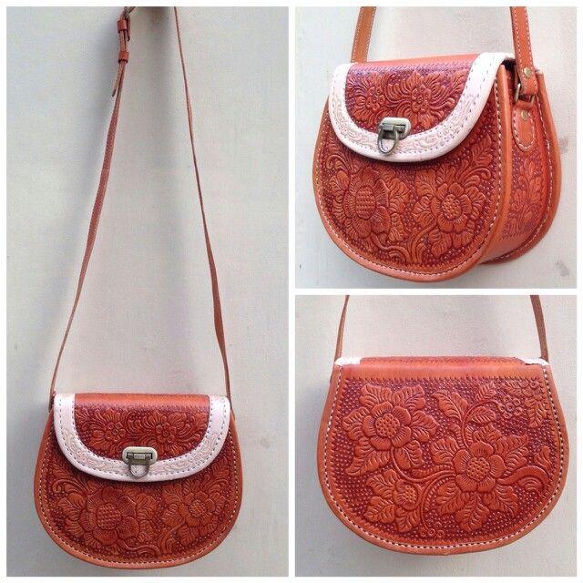 GK012 Premium Leather Bag - IDR 450.000