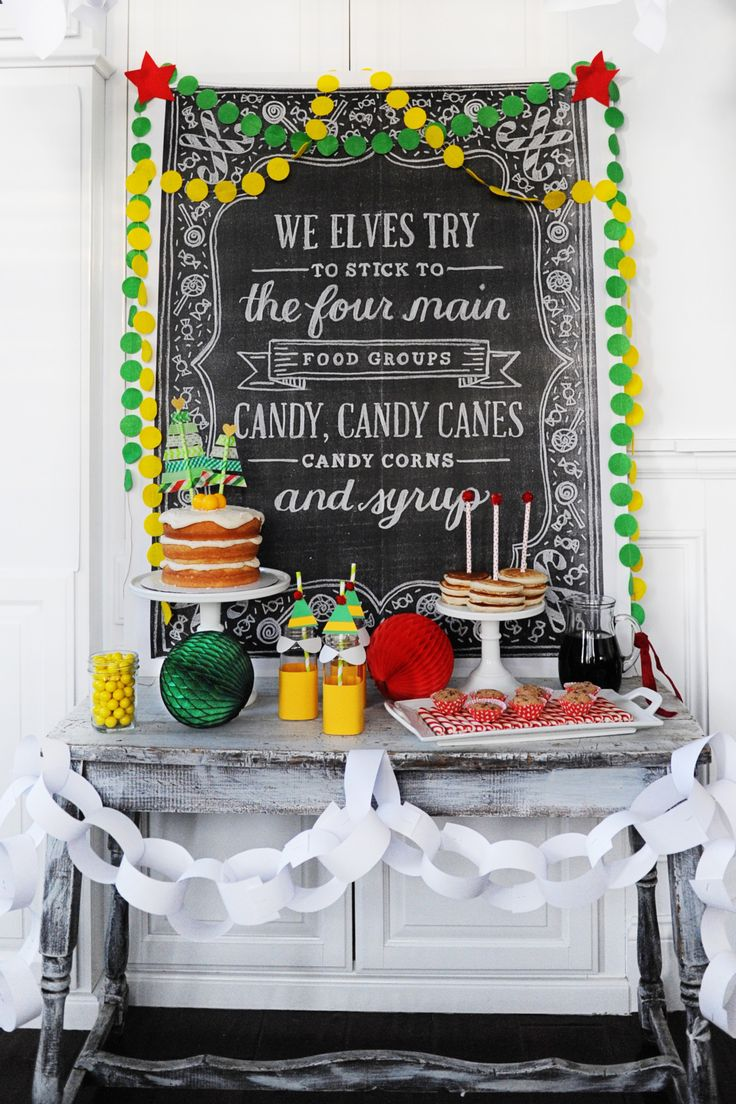 Superb Christmas Party Night Ideas Part - 7: 787 Best Winter Party Theme Images On Pinterest | Christmas Decor, Christmas  Holidays And Christmas Sweets