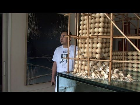 Meeting Zhang Rui, China's art collector