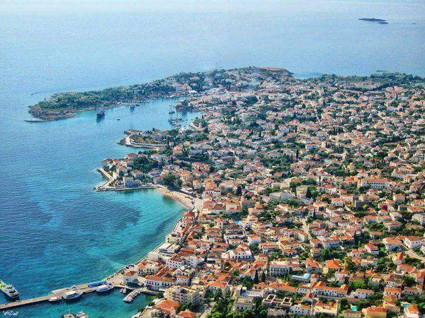 Spetses island.Greece!!!