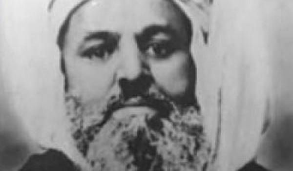 Cheikh Aheddad.