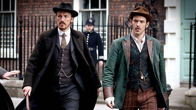 Ripper Street Review. Jerome Flynn and Adam Rothenberg. http://www.Neamoview.blogspot.co.uk