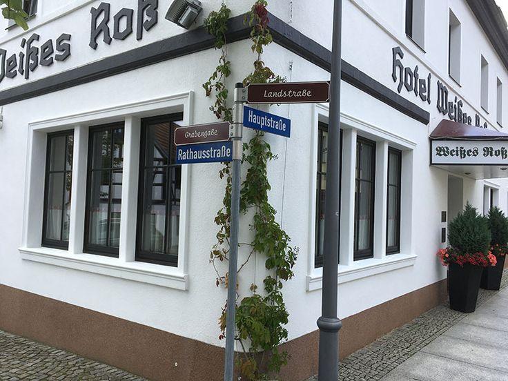 Elsterwerda, Hotel Weißes Roß