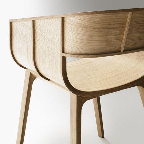 Maritime by Benjamin Hubert for Casamania: Maritim Chairs, Maritime Chairs, Wood, Design Interiors, Interiors Design, Hubert Maritim, Benjamin Hubert, Furniture, Products