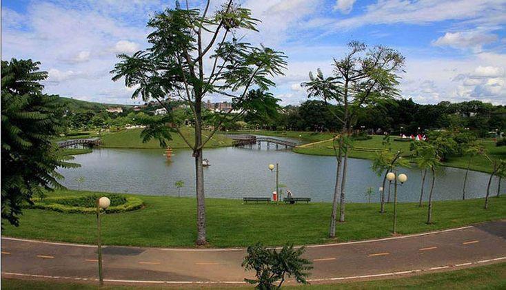 Resultado de imagem para paisagismo do Parque Ipanema