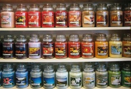 Nothing smells better in my house than when I light some Yankee Candles. They last forever and have a strong but not over-powering scent. My favorite scents are Juicy Peach, Sweet Strawberry, and Vanilla Lime.