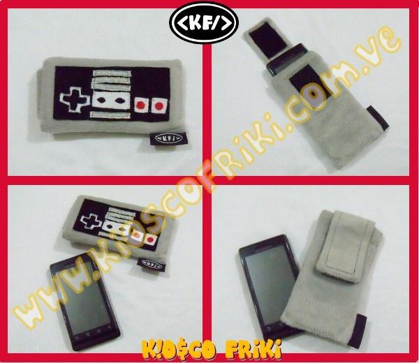 Estuches para Celular - Retro - Control NES