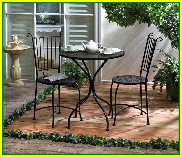 reference of patio small table