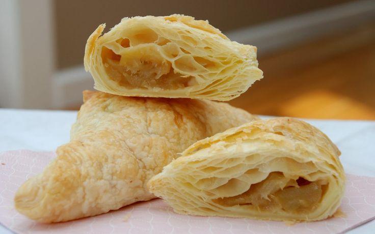 GF puff pastry recipe