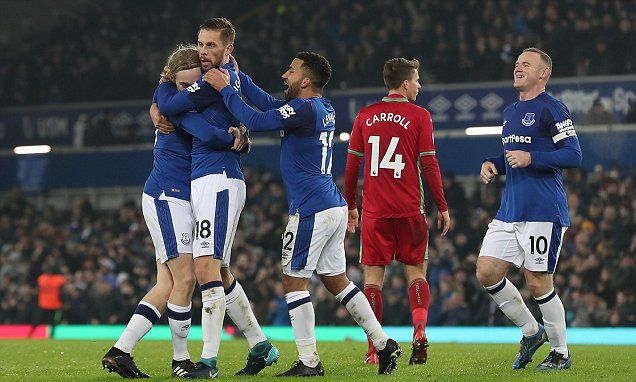 Sam Allardyce insists Everton have rediscovered character