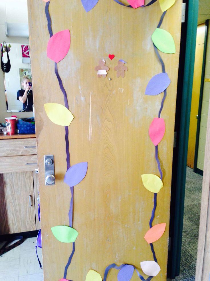 24 best Dorm Door Decor images on Pinterest | Halloween prop, Class ...