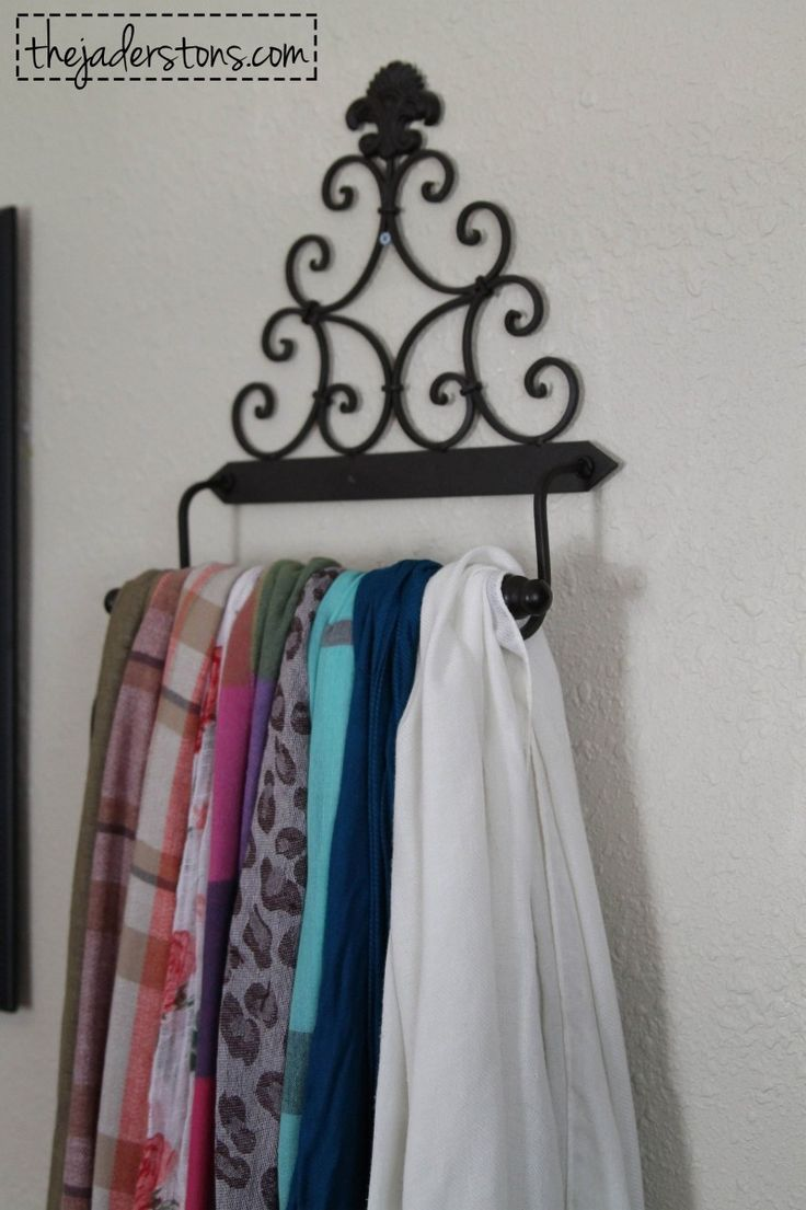 Best 20+ Scarf hanger ideas on Pinterest | Scandinavian trivets ...