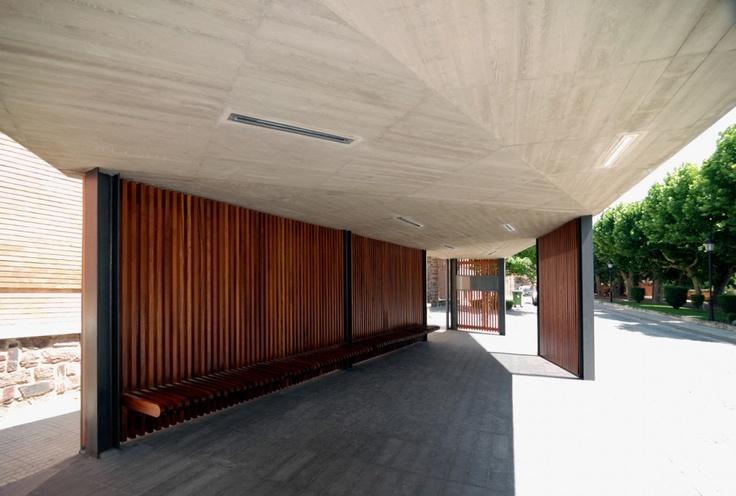 En Detalle: Cortes Constructivos / Infraestructura Pública