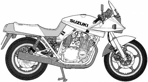 18 best images about suzuki gsx1100s katana on pinterest
