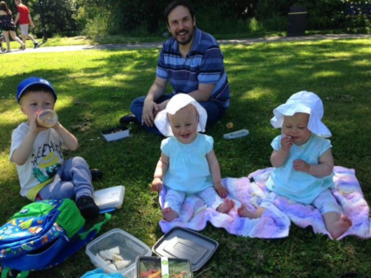 Dad Diaries: Father's Day? The Blogging Musician @ adamharkus.com