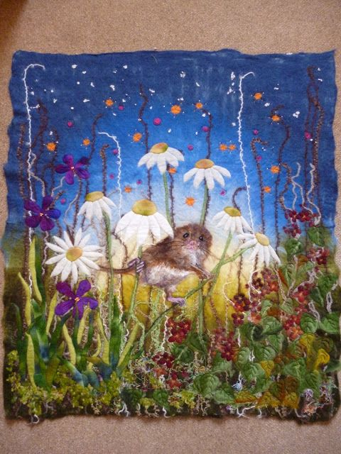 Field Mouse Ta-daa! - MarmaladeRose