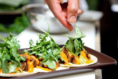 Mamacita // Marina ...I order the enchiladas rancheras, but they also have a full #vegetarian menu.