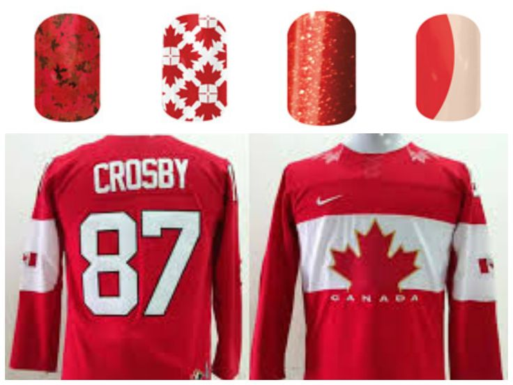 Show your Canada pride with your Jamberry Nail Wraps! www.dropthepolish.jamberrynails.net
