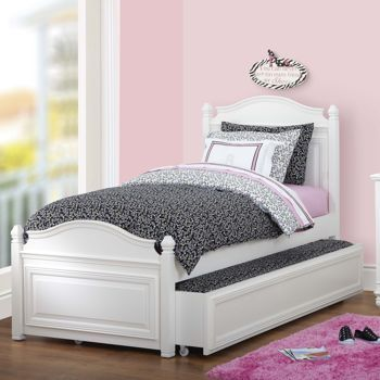 Cafekid Brooke Twin Trundle Bed Little Ones Pinterest