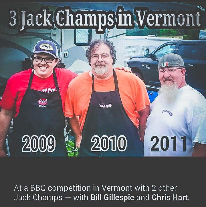Interview with pitmaster and former team of the year KCBS champ Mike Wozniak