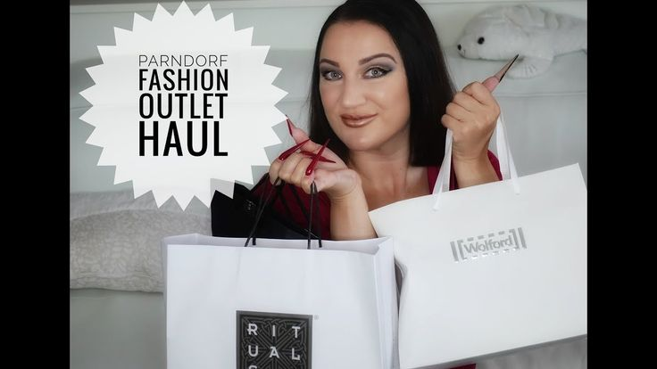 LUXURY SHOPPING UNBOXING DESIGNER OUTLET PARNDORF AND YOOX